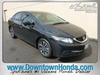The 2015 Honda Civic is refined, comfortable, and