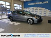 Recent Arrival! This 2015 Honda Civic EX in Modern