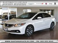 Options:  2015 Honda Civic Ex-L|**Local Trade In**;