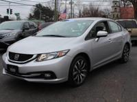 This outstanding example of a 2015 Honda Civic Sedan