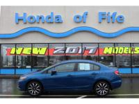 PREMIUM & KEY FEATURES ON THIS 2015 Honda Civic Sedan