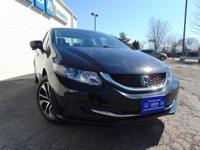 This Honda Civic EX is a great pre-owned car. Clean and