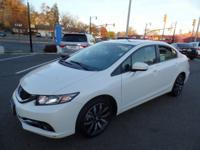 Check out this gently-used 2015 Honda Civic Sedan we