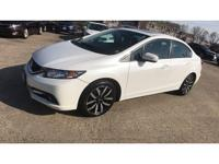 Clean CARFAX. CARFAX One-Owner. 2015 Honda Civic EX-L