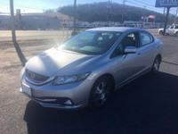 Civic Hybrid, Honda Certified, 4D Sedan, 1.5L I4 SOHC