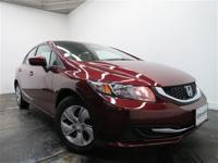 Body Style: Sedan Engine: I4 Exterior Color: Crimson