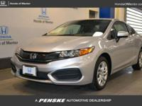 Honda Certified, CARFAX 1-Owner, ONLY 26,135 Miles!