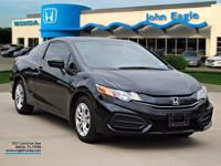 New Price! Certified.   ONE OWNER, HONDA CERTIFIED,