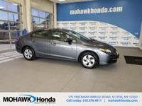 Recent Arrival! This 2015 Honda Civic LX in Modern