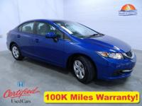CARFAX One-Owner.MP3/CD PLAYER, BLUETOOTH, LOW MILES,