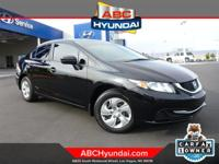 Black w/Cloth Seat Trim. Low miles indicate the vehicle