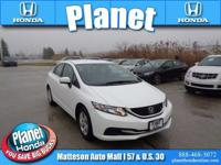 CARFAX One-Owner. Beige w/Cloth Seat Trim. After 100