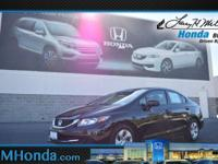 Snag a steal on this certified 2015 Honda Civic Sedan