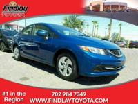 CARFAX 1-Owner, ONLY 21,984 Miles! FUEL EFFICIENT 39