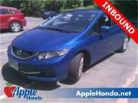 ACCIDENT FREE CARFAX, APPLE CERTIFIED, ONE OWNER, Rear