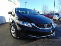 This Honda Civic LX is a great pre-owned car. Clean and