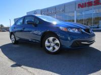 Located at Nissan of Cookeville... CARFAX One-Owner.