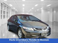 EPA 39 MPG Hwy/30 MPG City! CARFAX 1-Owner, ONLY 29,162