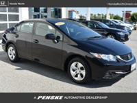 ONE OWNER, CLEAN CARFAX, Super Low Miles !!. HONDA