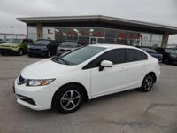 2015 Honda Civic SE 4D Sedan FWD| EXCLUSIVE PRICE|.