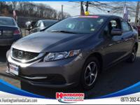 Recent Arrival! Gray w/Cloth Seat Trim. CARFAX