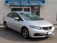 This Honda Certified Civic Sedan SE is Priced Below the