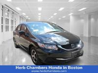 CARFAX 1-Owner, ONLY 36,184 Miles! Crystal Black Pearl