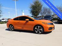 New Price! * HONDA CERTIFIED *, *LOW MILES*, Civic Si,