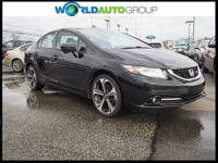 This 2015 Honda Civic Si is a great option for folks