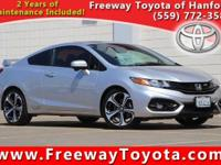 CARFAX One-Owner. Clean CARFAX. 2015 Honda Civic Si FWD