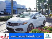 Options:  2015 Honda Civic Si|This Vehicle Has A 2.4L