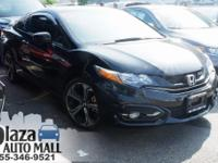 Recent Arrival! Certified. 2015 Honda Civic Si Crystal