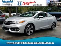 HONDA CERTIFIED! *ONE OWNER* CLEAN CARFAX!, GREAT MILES
