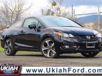 2015 Honda Civic Si. 6 speed manual! What a price for a