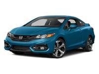 Honda Civic Si 2015 Dyno Blue Pearl Newly Detailed,