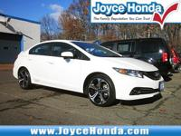 2015 Honda Civic Si 31/22 Highway/City MPG** Awards:*