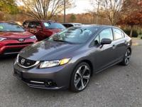 Options:  2015 Honda Civic Si|Si 4Dr Sedan|2.4L|4