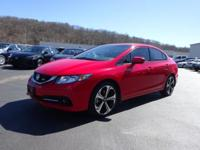 New Price! Clean CARFAX. CARFAX One-Owner. 2015 Honda