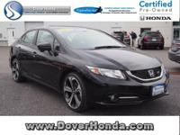 Carfax 1 Owner! Accident Free! 2015 Honda Civic Si,