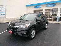 Discerning drivers will appreciate the 2015 Honda CR-V!