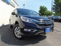 This Honda CR-V EX is a great pre-owned car. Clean and