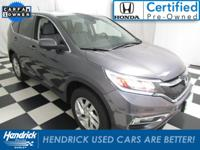 Certified Vehicle! New Arrival! CarFax 1-Owner, Value