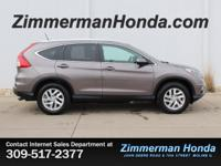 Check out this All Wheel Drive *2015 Honda CR-V
