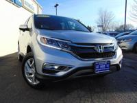 This Honda CR-V EX-L is a great pre-owned car. Clean