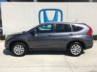 Look at this 2015 Honda CR-V EX-L. Its Variable