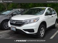 CARFAX 1-Owner, Honda Certified, GREAT MILES 29,804!