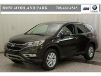 2015 Honda CR-V EX Kona Coffee Metallic 2.4L I4 DOHC