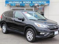This Honda Certified CR-V EX  is a New Arrival at