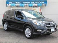 This Honda Certified CR-V EX  is Priced Below The