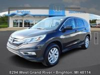 Options:  2015 Honda Cr-V Ex|Carfax One-Owner. Clean